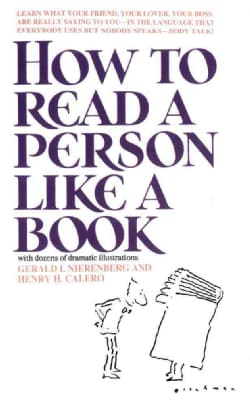 How to Read a Person Like a Book (Paperback)