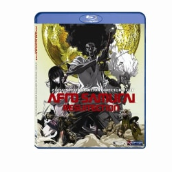 Afro Samurai: Resurrection (Director's Cut) (Blu-ray Disc)