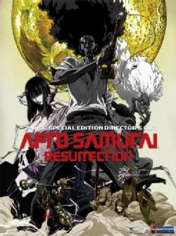 Afro Samurai: Resurrection (Director's Cut) (DVD)
