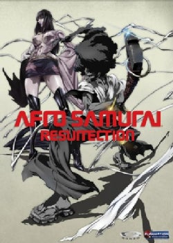 Afro Samurai: Resurrection (Spike Version) (DVD)