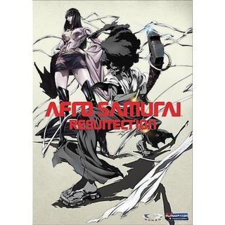 Afro Samurai: Resurrection (Spike Version) (DVD) 4780015