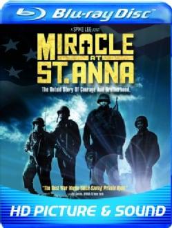Miracle At St. Anna (Blu-ray Disc)