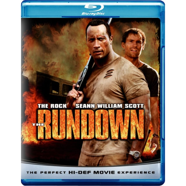 The Rundown (Blu-ray Disc) 4780102