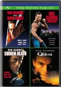 Van Damme Four Feature Film Set (DVD)