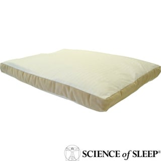 Science of Sleep Trim Sleeper Pillow for Stomach Sleepers