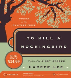 To Kill a Mockingbird (CD-Audio)