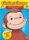 Curious George: Monkey Collection Vol. 1 (DVD)
