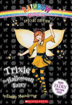 Trixie the Halloween Fairy (Paperback)