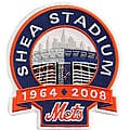 Shea Stadium Final Season Patch