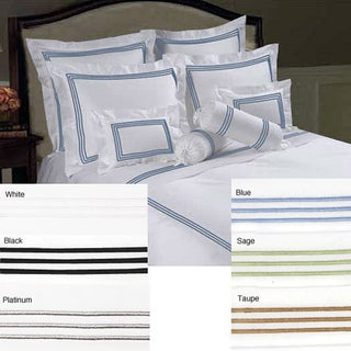 Sateen 300 Thread Count Concierge Hotel Collection Sheet Set