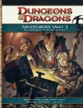 Adventurer's Vault 2: Arms and Equipment for All Classes (Hardcover)