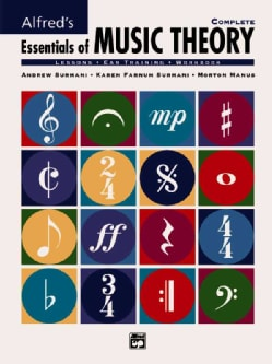 Alfred's Essentials of Music Theory: Complete (Paperback)