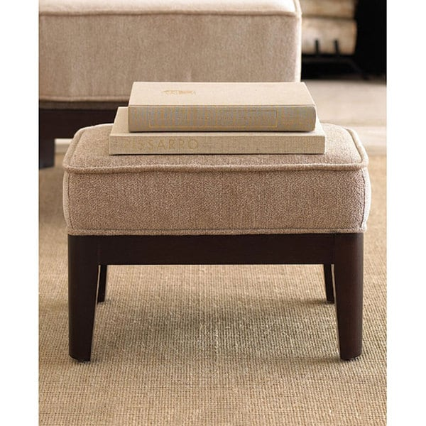 Dalia Fabric Footstool