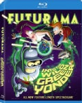 Futurama: Into The Wild Green Yonder (Blu-ray Disc)