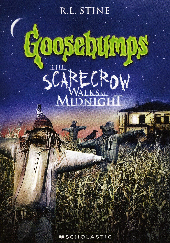 Goosebumps: The Scarecrow Walks At Midnight (DVD)