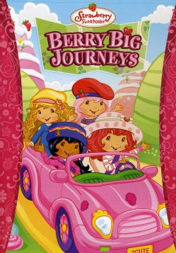 Strawberry Shortcake: Berry Big Journey (DVD)