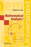 Mathematical Analysis I (Paperback)