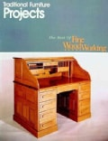 The Best of Fine Woodworking: Traditional Furniture Projects (Paperback)