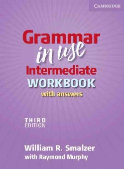 Grammar in Use Intermediate Workbook With Answers (Paperback)