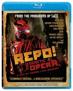 Repo! The Genetic Opera (Blu-ray Disc)