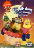 Wonder Pets: Big Missions, Little Heroes! (DVD)