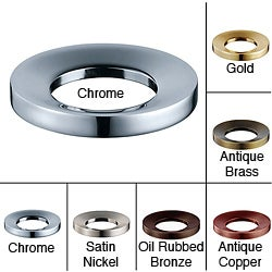 Kraus Parts Grid Style Drain and Mounting Ring