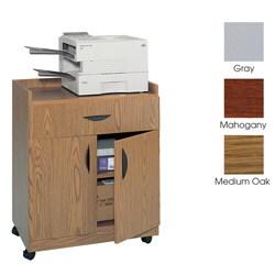 Safco Deluxe Mobile Machine Stand