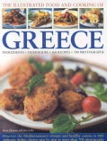 The Illustrated Food and Cooking of Greece (Hardcover)