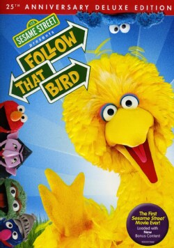 Sesame Street: Follow that Bird 25th Anniversary Deluxe Edition (DVD)