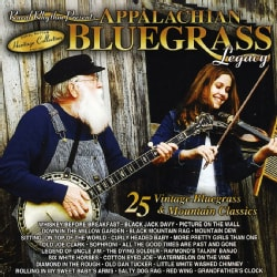 Various - Sound Traditions: Appalachian Bluegrass Legacy: 25 Vintage Bluegrass & Mountain Classics