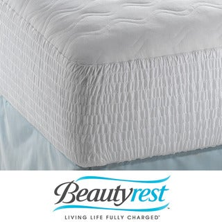 Beautyrest Cotton Top Mattress Pad