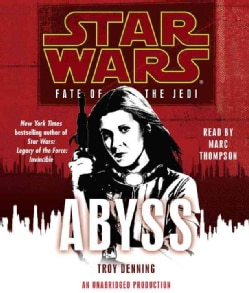 Fate of the Jedi: Abyss (CD-Audio)