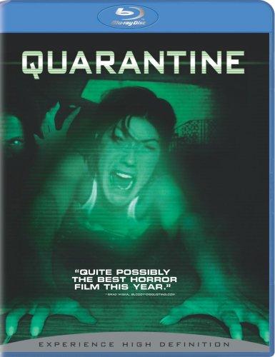 Quarantine (Blu-ray Disc)
