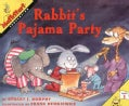 Rabbit's Pajama Party (Paperback)