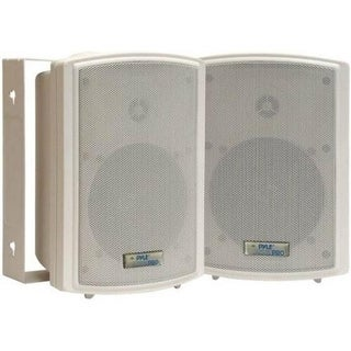 Pyle PylePro PDWR5T 125 W RMS - 250 W PMPO Speaker - 2-way - 2 Pack -
