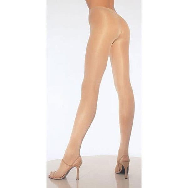 Pantyhose with no cotton crotch