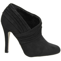 Liliana by Adi Women's Faux Suede High-heel Boots