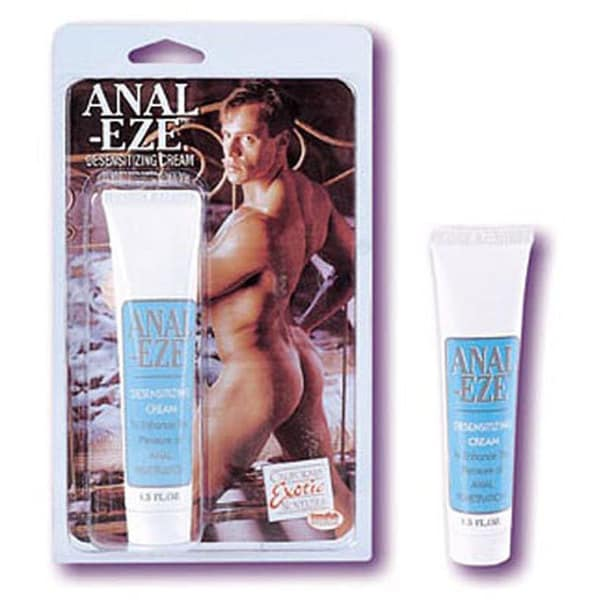 Anal Eze Desensitizing Cream