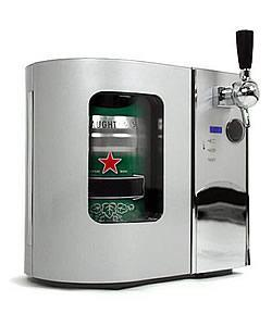 EdgeStar TBC50S Deluxe Mini Kegerator and Draft Beer Dispenser
