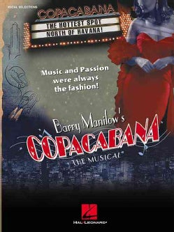 Barry Manilow's Copacabana: The Musical (Paperback)