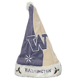 Washington Huskies Santa Hat