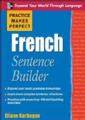 French Sentence Builder (Paperback)