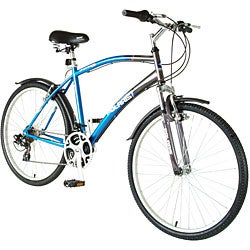 Polaris Sportsman Men's Comfort Bicycle