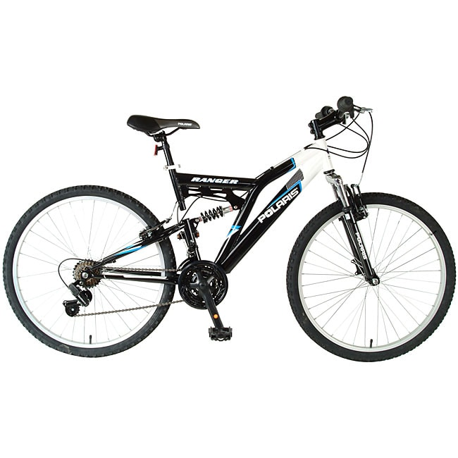 Polaris Ranger Men's Dual Suspension Bicycle