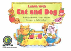 Lunch With Cat and Dog (Paperback)