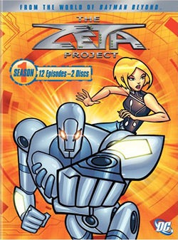 The Zeta Project: The Complete First Season (DVD)