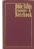 Bible Study Organizer & Notebook (Spiral bound)
