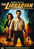 Librarian 3: Curse of The Judas Chalice (DVD)