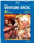 The Venture Bros.: Season Three (Blu-ray Disc)