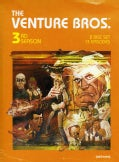 The Venture Bros.: Season Three (DVD)